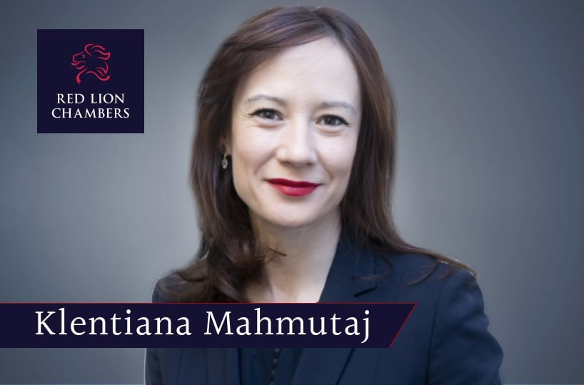 Congratulations to RLC member Klentiana Mahmutaj who has been appointed by the United Nations Human Rights Council as one of five independent experts on the Expert Mechanism on the Right to Development.