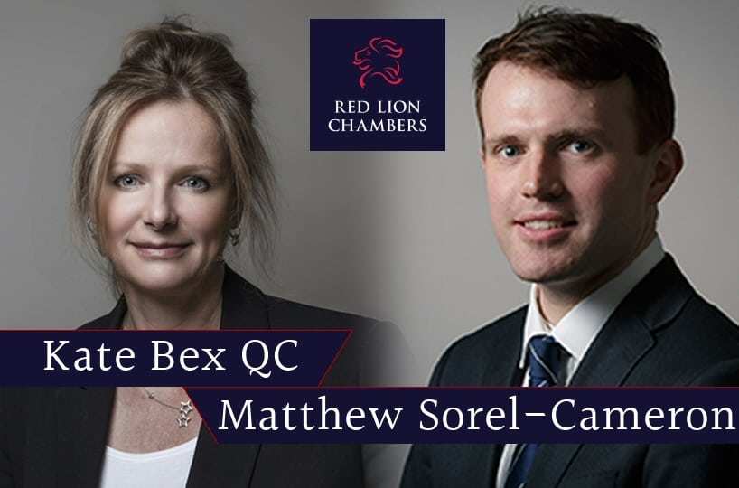 Kate Bex QC and Matthew Sorel-Cameron today secure historic convictions in the first ever County Lines human trafficking trial.