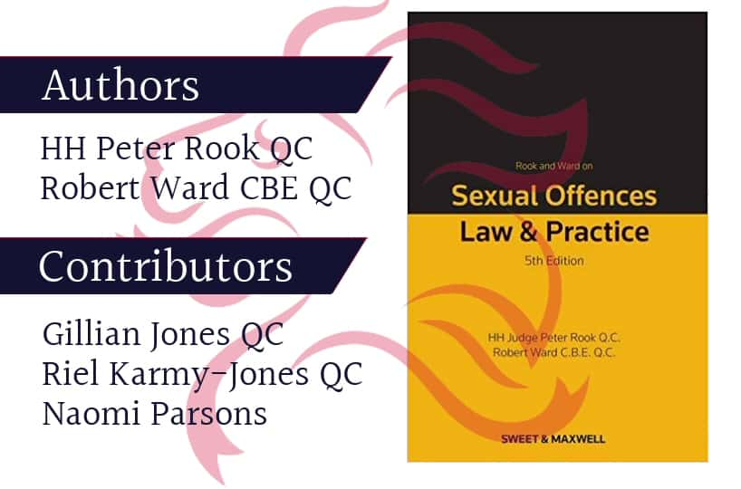 Rook and Ward Sexual Offences Supplement to the 5th Edition