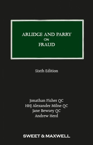 Arlidge and Parry on Fraud