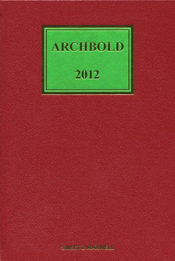 Archbold: Criminal Pleading, Evidence and Practice