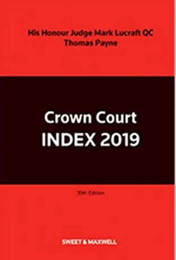 Crown Court Index