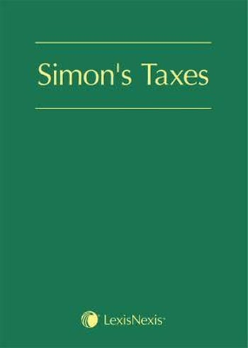 Simon's Taxes