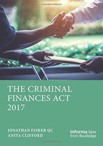 The Criminal Finances Act 2017