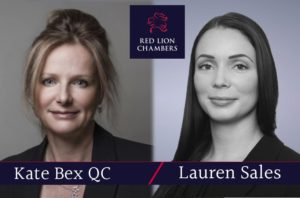 Kate Bex QC and Lauren Sales secure acquittal of young girl charged with murder.