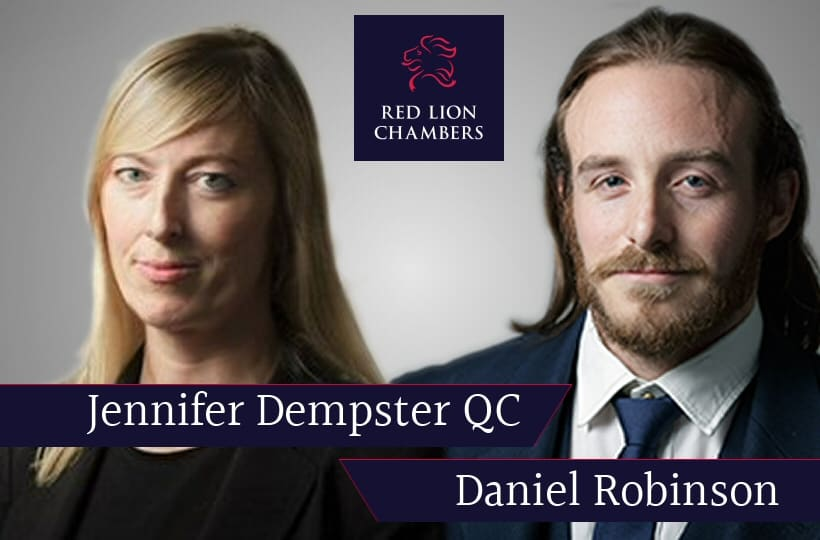 Jenni Dempster QC and Daniel Robinson secure acquittal for 64 year old man charged with brutal murder.