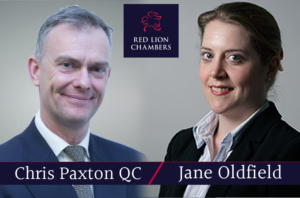 Chris Paxton QC and Jane Oldfield secure convictions for murder and reckless arson at Chelmsford Crown Court