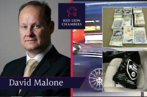David Malone of Red Lion Chambers has secured the acquittal of a lorry driver accused of being a leading conspirator in a serious and organised crime group convicted of people smuggling and money laundering.