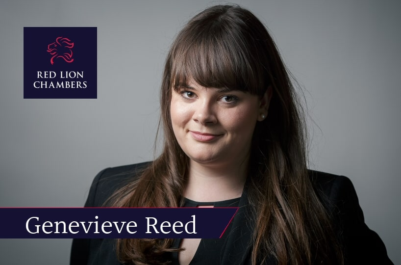 Genevieve Reed ⁦comments on changes in legislation to the Domestic Abuse Bill