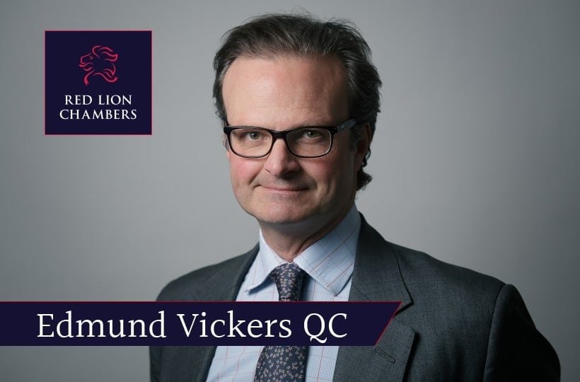Ed Vickers QC writes for Lawyer Monthly looking at the Effect of Coronavirus on Equality and Diversity at the Bar