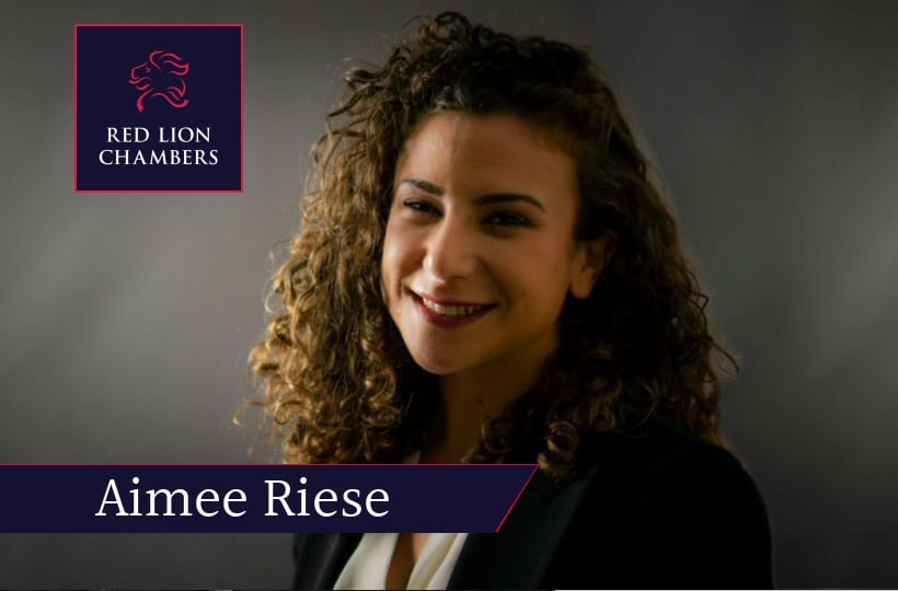 Aimee Riese featured on Get Legally Speaking podcast