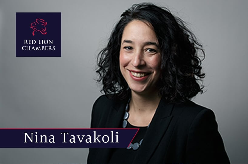 Nina Tavakoli appears in panel discussion for the Bar Human Rights Committee