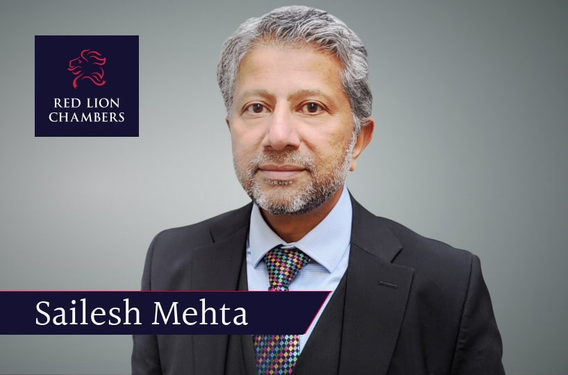 Sailesh Mehta achieves unanimous 'not guilty' verdict