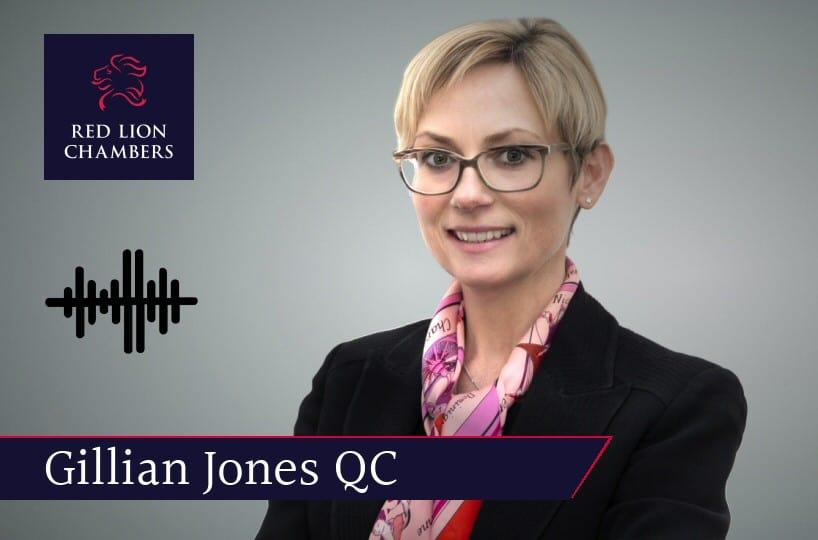 Gillian Jones QC explores UK Law Around Sexual Assault