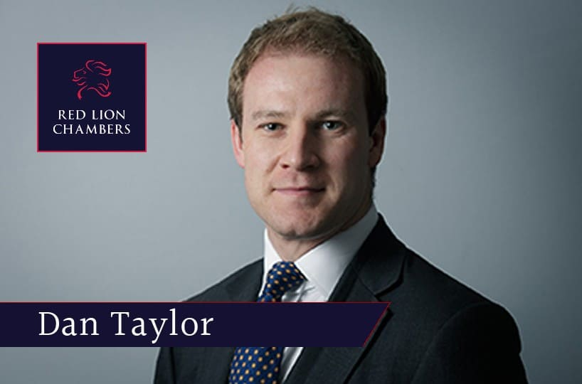 Dan Taylor instructed to defend in high-profile, £26 million domestic burglaries