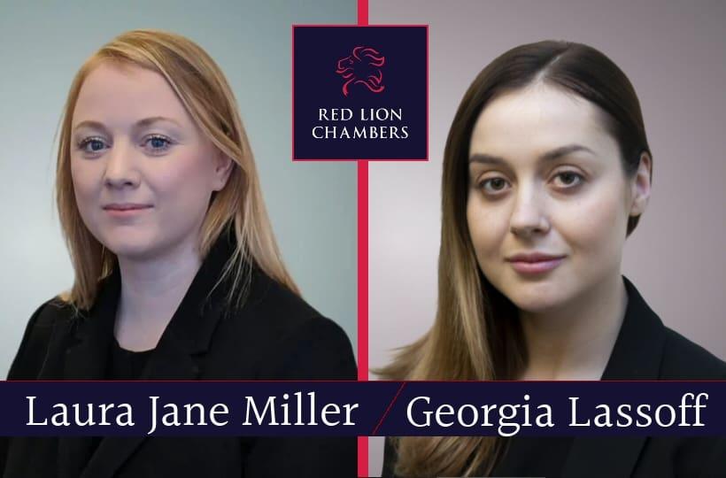 RLC members Laura Jane Miller and Georgia Lassoff write Opinion piece for Law Society Gazette