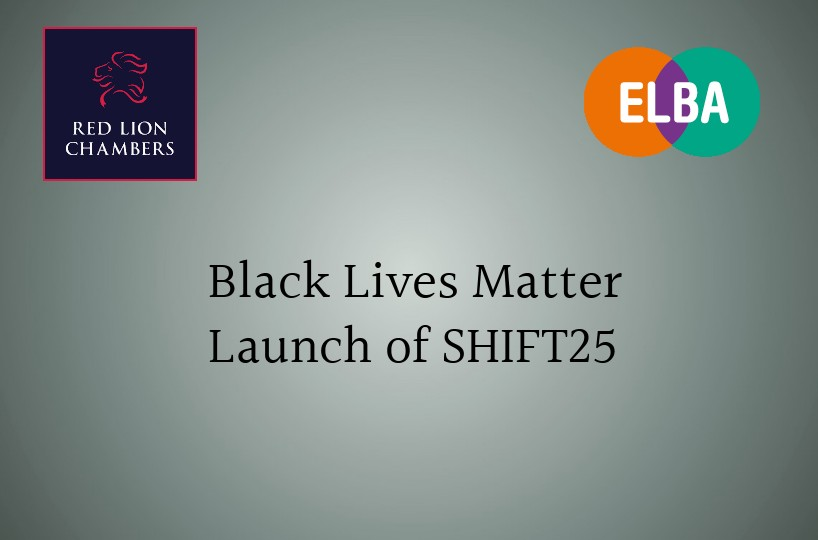 SHIFT 25 - a campaign for a Better Tomorrow