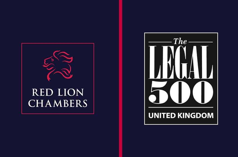 RLC ranked Tier 1 in Crime and POCA as The Legal 500 release 2021 edition