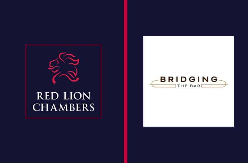 Chambers sponsors 'Bridging the Bar' initiative promoting diversity and equal opportunities