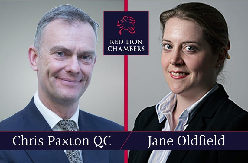 Christopher Paxton QC and Jane Oldfield secure convictions in murder trial