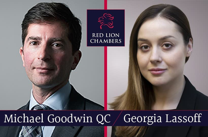 Michael Goodwin QC and Georgia Lassoff instructed by SFO